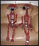 Star Wars Life size Pit An-Droid Statue Prop Kit