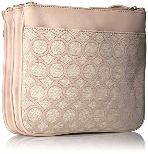 9s Jacquard Crossbody West White Nine Gold Winter Cashmere PgaOqnw