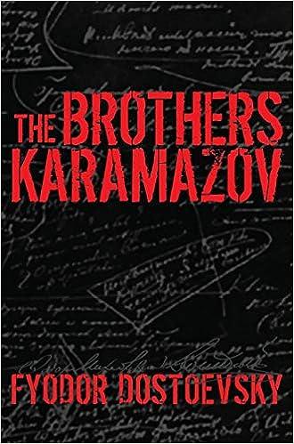ผลการค้นหารูปภาพสำหรับ the brother karamazov book