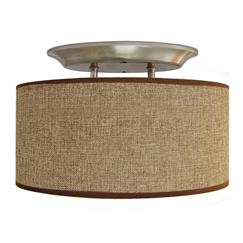 Light Fixture For Vintage Camper: Dream Lighting LED 12Volt DC Fabric Light Fixtures/Vintage