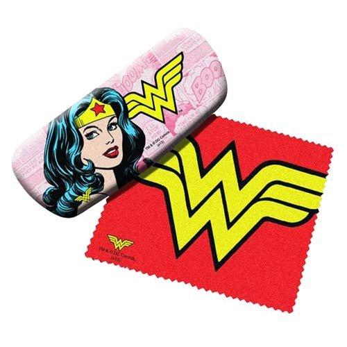 Wonder Woman Eyeglass Hard Case w/ Matching Lens ()