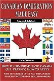 Canadian Immigration Made Easy, Tariq Nadeem, 0978046048