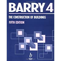 The Construction of Buildings: Multi-storey Buildings, Foundations and Substructures, Structural Steel Frames, Floors and Roofs, Concrete, Concrete ... Walls and Cladding of Framed Buildings v. 4