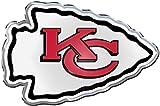 Team Promark 72425 Kansas City Chiefs Color Team Emblem