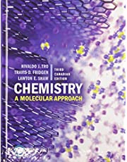 Chemistry: A Molecular Approach, Third Canadian Edition Plus Mastering Chemistry with Pearson eText -- Access Card Package