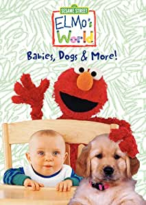 Elmo's World: Babies, Dogs & More (Sesame Street)