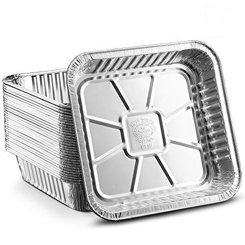 Foil Baking Pans 9x13 Disposable Aluminum Foil Baking