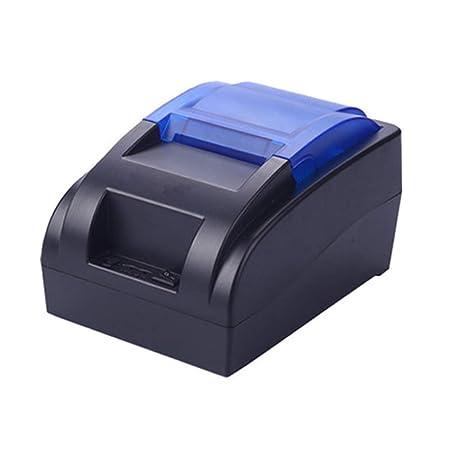Impresora térmica de recibos USB, impresora de etiquetas ...