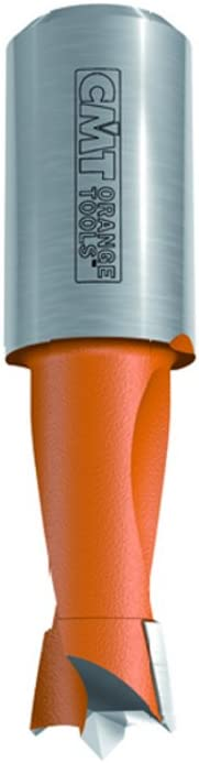 CMT 393.080.12 Dowel Drill for Blind Holes with 8mm 5//16-Inch Diameter with  10 by 30mm Shank and Left-Hand Rotation