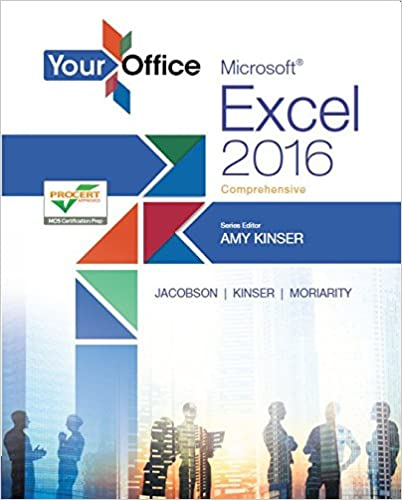 \\PORTABLE\\ Your Office: Microsoft Excel 2016 Comprehensive (Your Office For Office 2016 Series). Never optimize Darius Inicio women dello