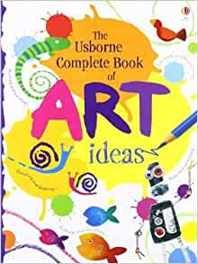 the usborne complete book of art ideas pdf