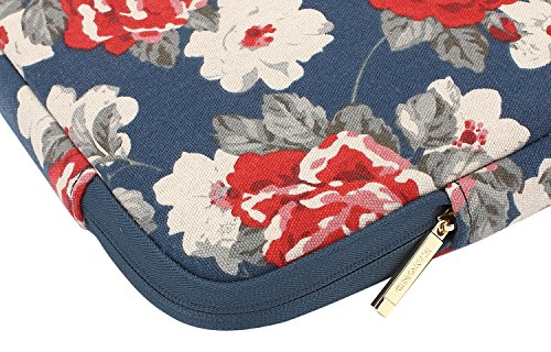 KAYOND-Blue-Rose-Rose-Patten-laptop-sleeve-14-inch-140-inch-laptop-case-bag