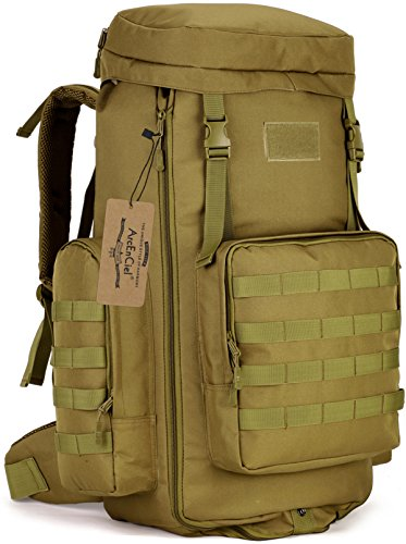 ArcEnCiel Hiking Daypacks 70-85L Tactical Travel Backpack