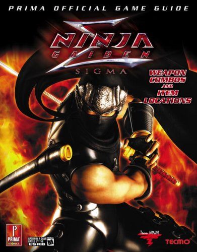 Ninja Gaiden Sigma (Prima Official Game Guide): Fernando ...