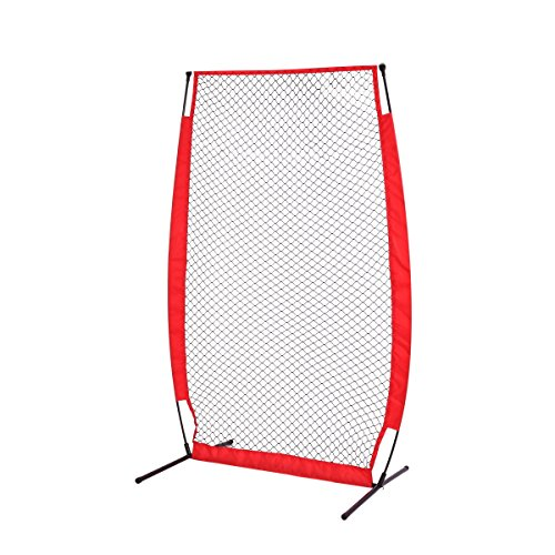 Cocohot Flat Baseball Net for Hitting and Pitching by Cocohot