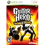 Guitar Hero World Tour Game - Xbox 360