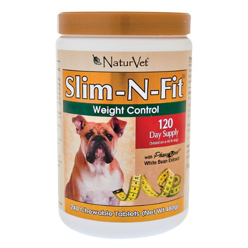 Slim-N-Fit Weight Control for Dogs – 240 count, My Pet Supplies