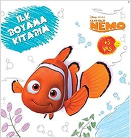 Disney Ilk Boyama Kitabim Nemo Kolektif 9786050927696 Amazon