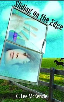 Sliding On The Edge by [McKenzie, C. Lee]