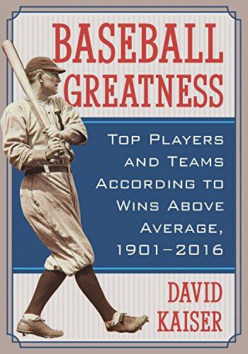 Baseball Greatness: Top Players and Teams According to Wins Above Average, 1901-2017 por David Kaiser