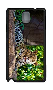 cases retro jaguar forest PC Black case/cover for Samsung Galaxy Note 3 N9000