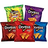 Doritos Flavored Tortilla Chip Variety Pack, 40 Count
