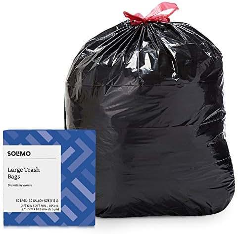 Trash Bags: Solimo Multipurpose Bags