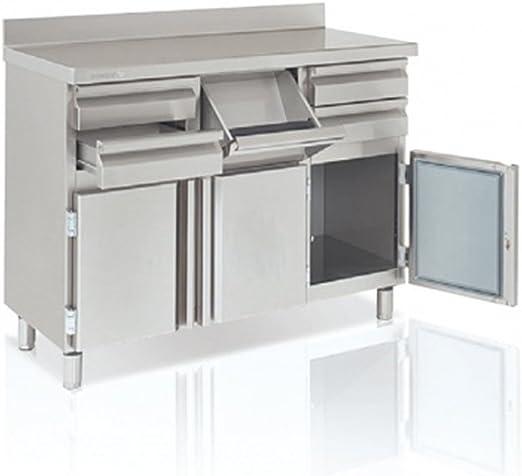 Mueble neutra adicional para cafeteras L1375 x P600 x H1040-CORECO ...