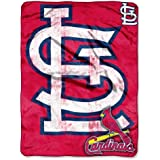 """The Northwest Company Officially Licensed MLB Throw Blanket, 46"""" x 60"""""""