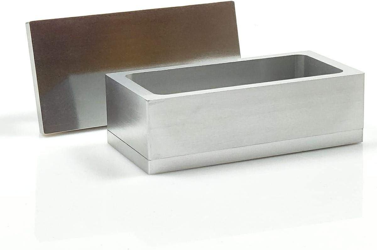 Julytech pre Press Mold 2x4 inch Aluminum Mold