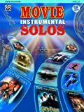 Movie Instrumental Solos Tenor Saxophone, Alfred Publishing Staff, 0757913091