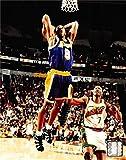 Kobe Bryant unsigned 8x10 photo (Los Angeles Lakers) Image #2