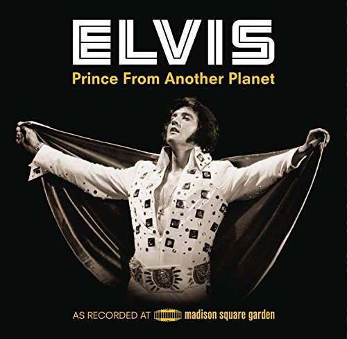 Elvis: Prince From Another Planet (Deluxe Version) (Prince Live Cd)