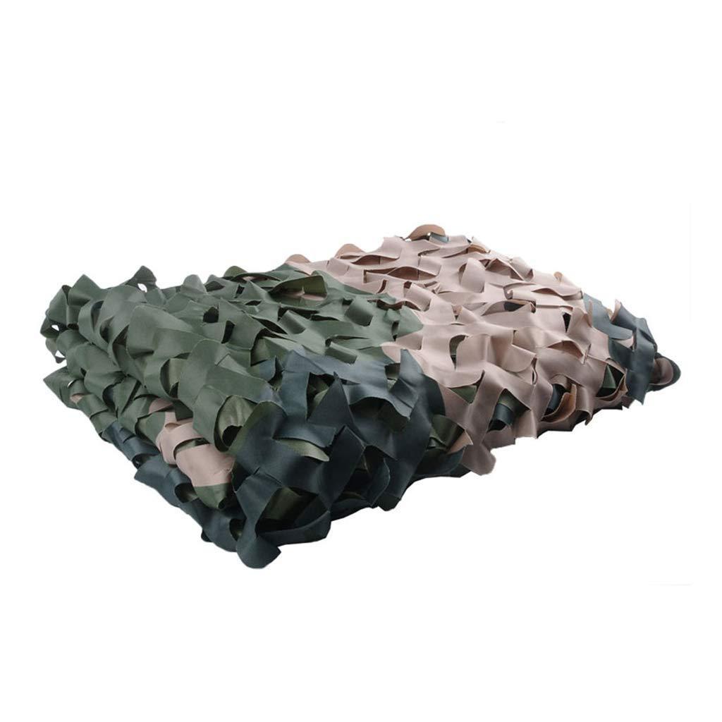 23m Filet Camo Visière Extérieure GR Jungle Camouflage Hide Intérieur Camping Tente Décoration Décoration Ombre Net Multi-Taille en Option (Taille  6  6m) Armée Camo Filet (Taille   3  3m)