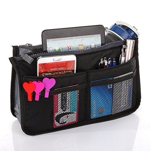 Handbag Purse Bag Handbag (BargainRollBack Purse Organizer Insert Handbag Pouch  Purse Pouch Tidy & Neat)