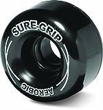 Sure-Grip Outdoor Aerobic Wheel - black