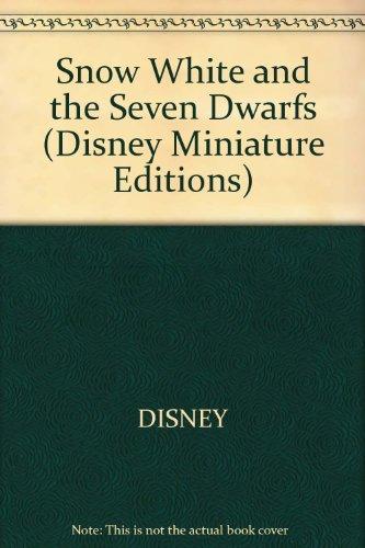 Walt Disney's Snow White and the Seven Dwarfs (Running Press Miniature Editions)
