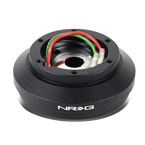 Ford Mustang Manual Steering (NRG SRK-174H Steering Wheel Short Hub Adaptor for Ford Mustang 3rd/4th Gen RWD)