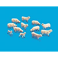MODEL SCENE SHEEP AND LAMBS 5110 by Model