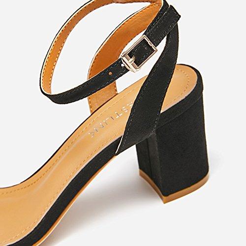 Venta De Mujer Gamuza Del Yra Mujeres En Las Sandalias Zapatos L4Aj5R3