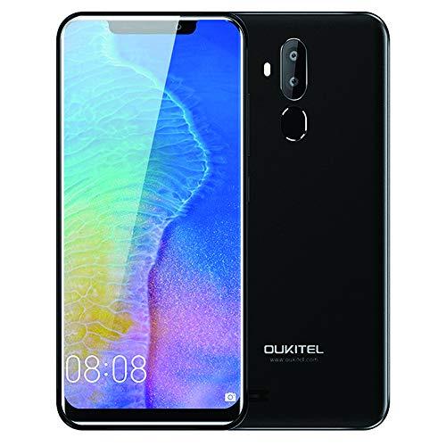 Smartphone Unlocked Cellphone OUKITEL C12 Android 8.1 6.18