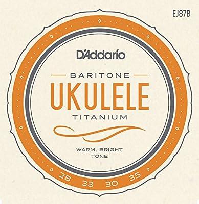 D'Addario Ukulele Strings by D'Addario &Co. Inc