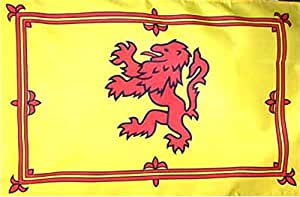 2'x3' de bandera de Rampant Lion