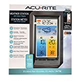 Acurite Wireless Weather Station Thermometer | 7.5 Inch Display | Wireless Sensor | Weather Forecasting | Colour Display
