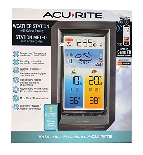 Acurite Weather Station with Colour Display