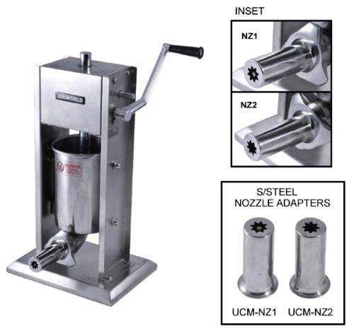 Uniworld UCM-DL3 Stainless Steel Churros Maker Deluxe
