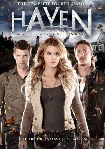 Haven: Complete Fourth Season [Blu-ray] by Sony