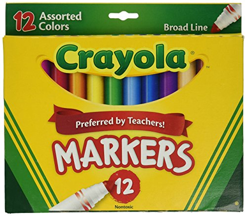 Conical Tip Classic Markers Crayola Conical Tip Markers