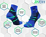 ZaTech Plantar Fasciitis Sock, Compression Socks