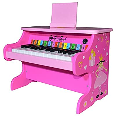 Schoenhut Princess Piano: Toys & Games